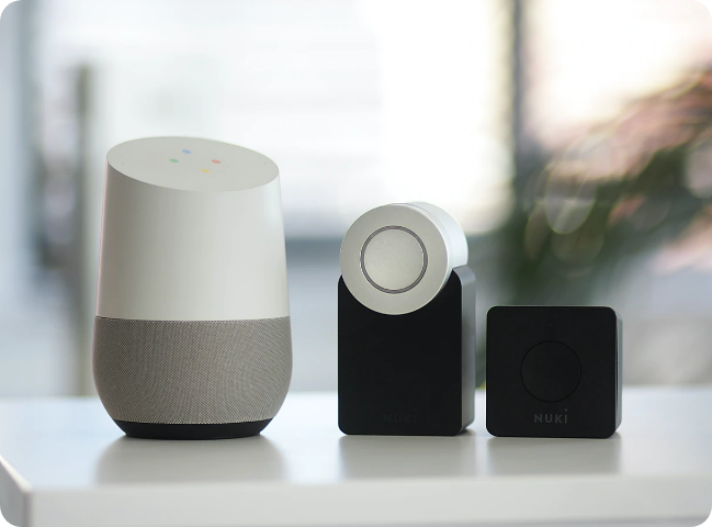 Smart Home Device Users